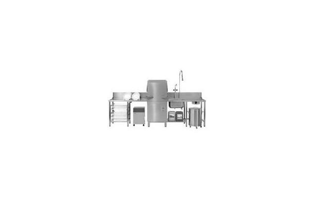 Zmywarka kapturowa PT-500