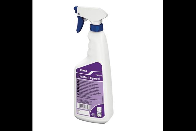 SIRAFAN SPEED 750ML do szybkiej dezynfekcji powierzchni Ecolab 9034370