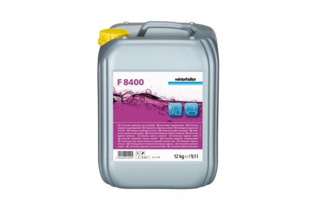 Płyn do mycia wszystkich rodzajów naczyń z porcelany, tworzyw sztucznych, stali szlachetnej F8400, 12kg