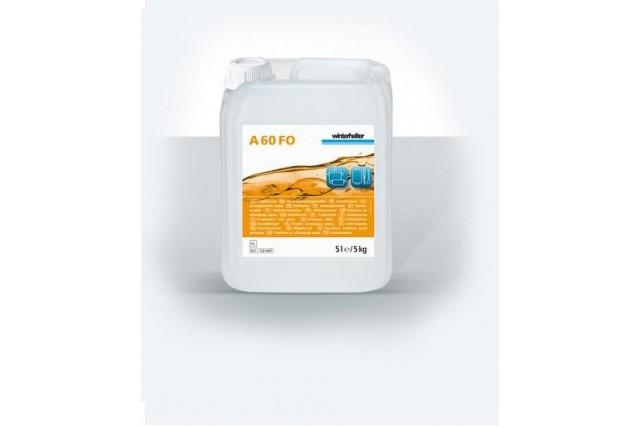 Płynny środek odpieniający do przemysłowych zmywarek do garów i naczyń A 60 FO, 1 litr