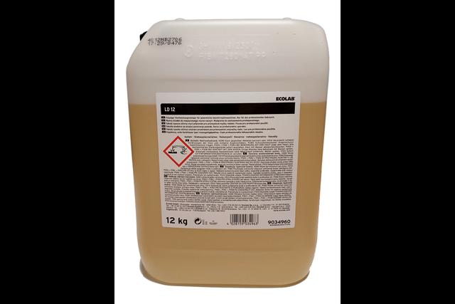 LD 12 Płynny środek do mycia naczyń  w zmywarkach