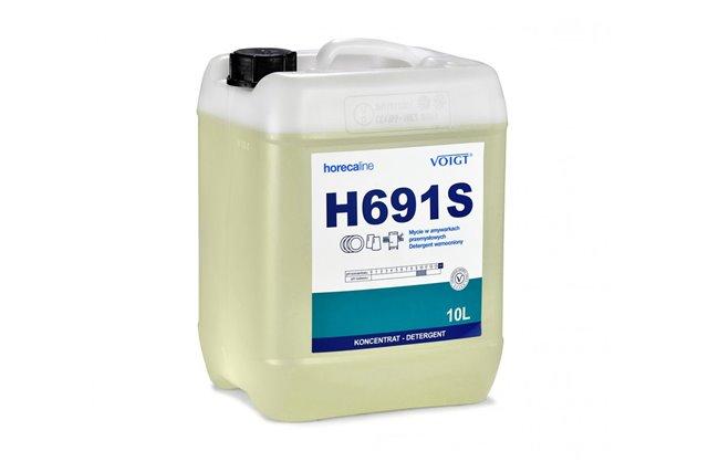 Płyn do maszynowego mycia naczyń 5l VOIGT wzmocniony H691 (dawniej Gastro-Soft VC-691S)