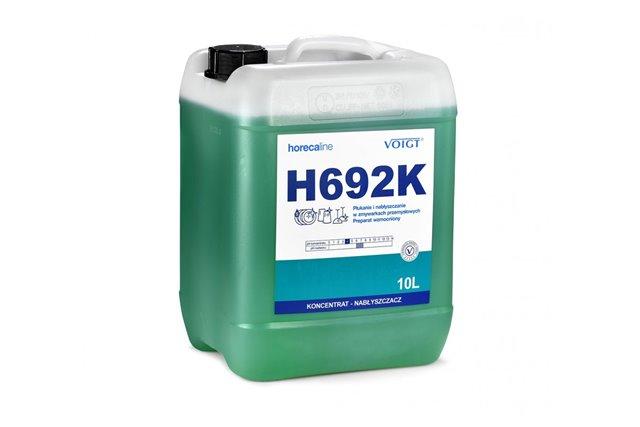 Płyn do maszynowego płukania i nabłyszczania 5l VOIGT wzmocnony H692K (dawniej Gastro-Klar VC-692K)